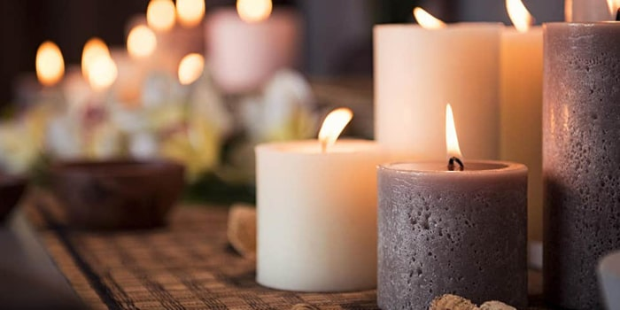 stearic acid in candle manufacturing