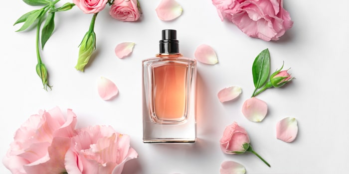 raw materials used in perfumes