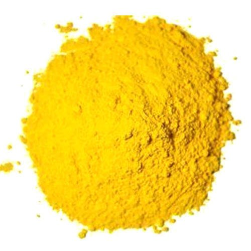 yellow oxide pigments